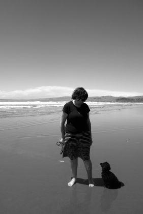 South New Brighton Beach, Chch