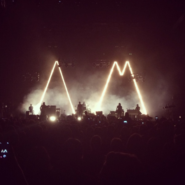 Arctic Monkeys - Auckland 020514