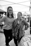 011014, Alice and Alexa, First Thursday's Market, Sydenham, Chch